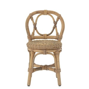 Chair  HORTENSE rattan nature - Bloomingville