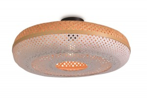 Ceiling lamp PALAWAN 60x15 white - G&M