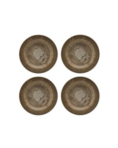 Set of 4 plates  SERVEUR - House Doctor