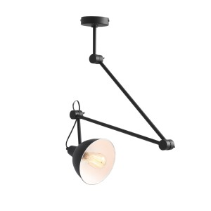 Lampa sufitowa COBEN SUSPENSION - czarna
