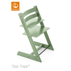 Chair STOKKE TRIPP TRAPP - moss green