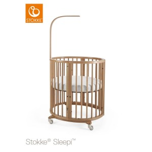 Mini cot STOKKE® SLEEPI™ MINI - natural