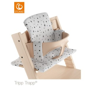 Poduszka STOKKE TRIPP TRAPP - white mountains OC
