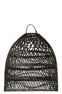 WAVES lampshade black - Jolipa