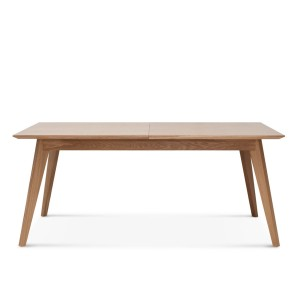 Folding table ST-1403 90x160/230 - Natural oak 25