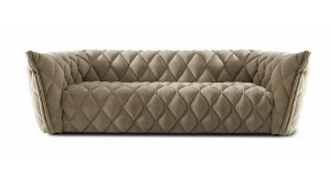 GOLDY upholstered sofa - Nordic Line