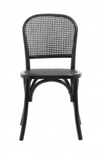 Chair WICKY, black-Nordal