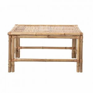 SOLE Coffee Table, Nature, Bamboo-Bloomingville