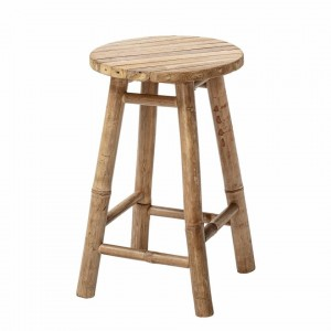 SOLE Stool, Nature, Bamboo, bambus-Bloomingville