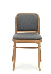 Chair A-811 upholstered, color to choose -Fameg