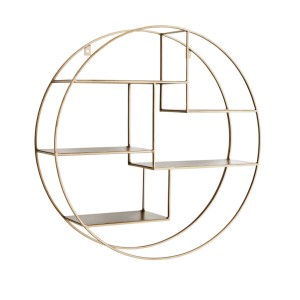 Round wall shelf - Madam Stoltz