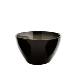 Bowl IRREGULAR black - Madam Stoltz