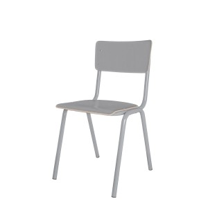 Chair BACK TO SCHOOL HPL grey - Zuiver