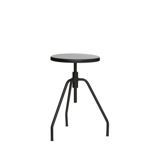 Stool SCARPA black - House Doctor