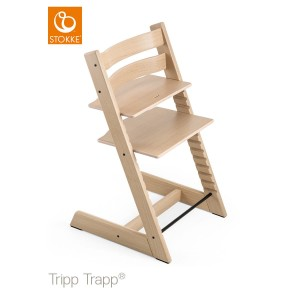 Chair STOKKE TRIPP TRAPP - oak white