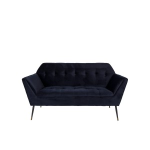 Sofa KATE deep blue - Dutchbone