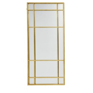 Wall mirror SPIRIT gold - Nordal