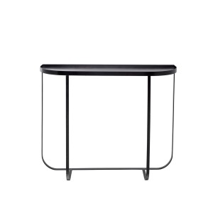 Console table HARPER black - Bloomingville