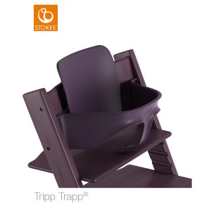 Nakładka STOKKE TRIPP TRAPP BABY SET - plum purple