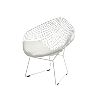 Chair DIAMOND CHAIR white