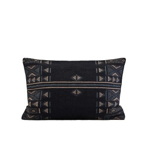 Pillowcase UNIK black - House Doctor