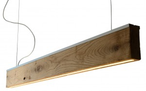 Pendant lamp ND 120 OAK nature