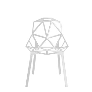 Chair GAP inspired ONE - white