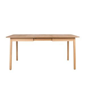 Extendable table GLIMPS natural - Zuiver