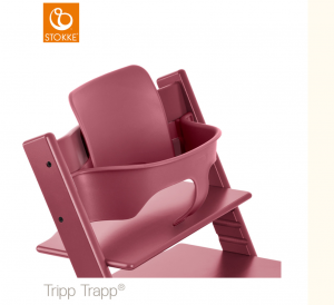 Nakładka STOKKE TRIPP TRAPP BABY SET heather pink