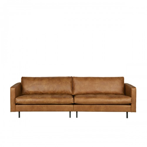 Swell Sofa Rodeo Classic 3 Seater Cognac Be Pure Ncnpc Chair Design For Home Ncnpcorg