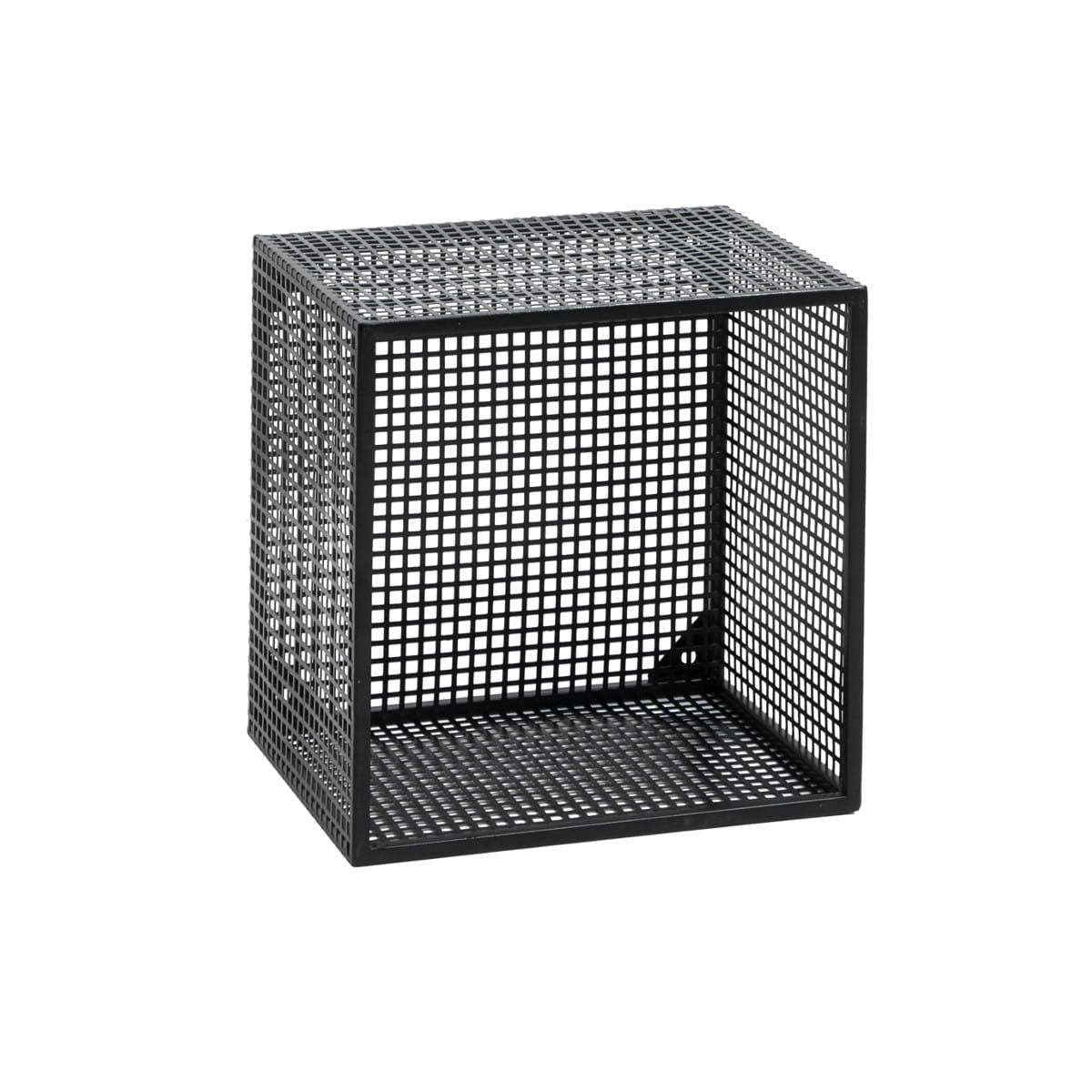 Box for wall WIRE S black - Nordal Nordic Decoration Home
