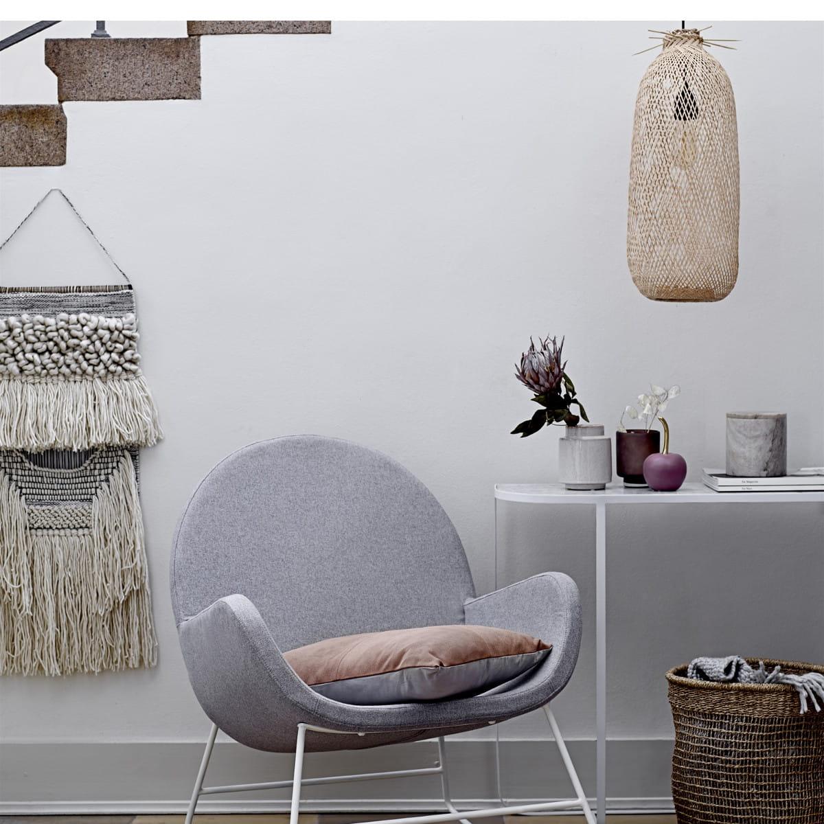 Pendant Lamp Nature Bamboo Bloomingville Nordic Decoration Home