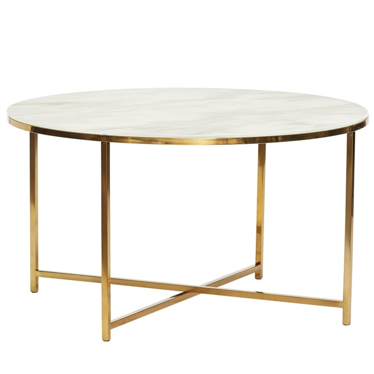 Coffee table BIG FRAME L - Hübsch Nordic Decoration Home