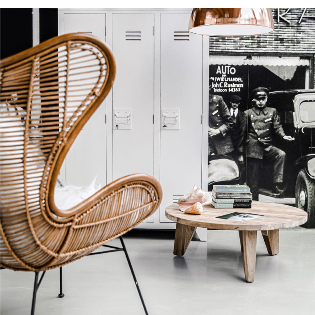 Hk Living Egg Chair.Rattan Chair Egg Natural Hk Living Nordic Decoration